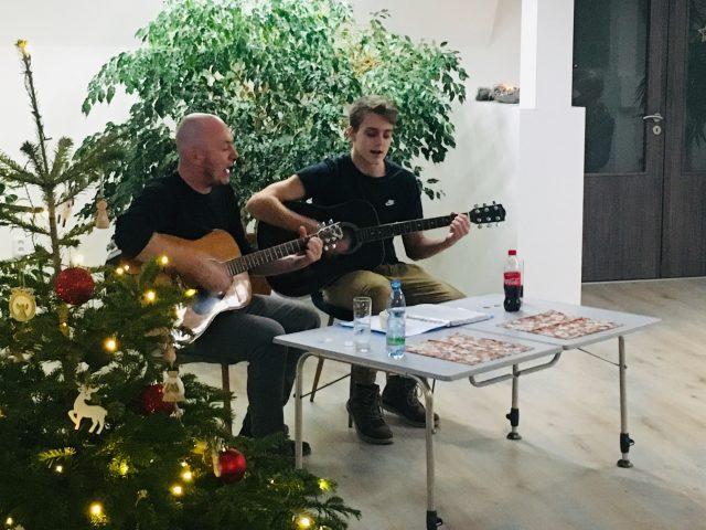 Vánoční koncert 2018